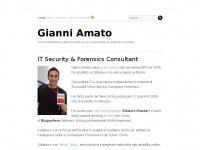 gianniamato.it gian gianni