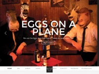 Eggs on a Plane - Official Website
