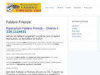 Fabbro Firenze | 339.1119431 Urgenze e Pronto Intervento