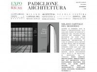 PADIGLIONE ARCHITETTURA