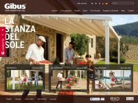 Gibus.it - Tende da Sole e Pergole da Giardino