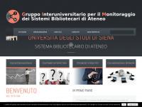GIM - Gruppo Interuniversitario per il Monitoraggio dei sistemi bibliotecari di Ateneo