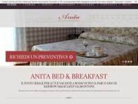 Anitabedandbreakfast.it - Bed and Breakfast Valmontone