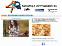4Gc | Communication and Consulting SA