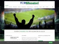 Topallenatori | Schemi e risorse utili per allenatori di calcio.