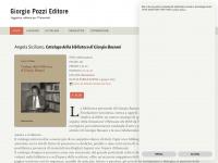 Giorgio Pozzi Editore - Editoria per l'Università