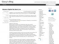 Giovy's Blog – Nato per gioco e che continua grazie a chi gioca con me…