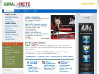 giralarete.it gratis italiana registrazione