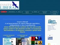 www.essereliberali.it: cultura liberale