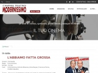 CINEMA TEATRO MODERNISSIMO - Telese Terme - - HOME