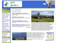 Golf Lago di Garda, tutti campi da Golf, Golf Hotel sul Lago di Garda