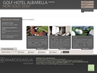 Golfhotelalbarella.it - Home - Marcegaglia Tourism