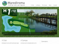 Golfmarediroma.it - Golf Club MareDiRoma