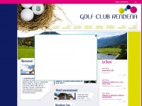 Golfrendena.it - Golf Club Rendena