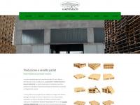 Golinpallets.it - Produzione e vendita pallet epal, riparazione certificata pallets epal usati