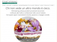 Catering e Banqueting etico e solidale | EthiCatering
