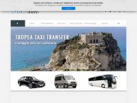 Tropea taxi transfer & noleggio auto con conducente - Tropea Transfert