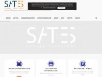 Batterie e servizi di Sates Energy Solution