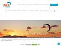Stagnone Kitesurf - Corsi Scuola KiteSurf Marsala Lo Stagnone Sicilia