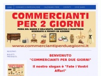 commerciantiperduegiorni.it