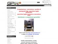 gp-project.it cnc stepper pantografo