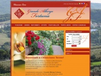 Hotel a Chianciano Terme, Grande Albergo Fortuna