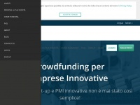 Crowdfunding per Imprese Innovative - WeAreStarting