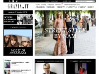 grazia.it style design fashion moda