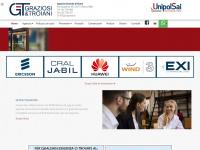 il Sito graziosietroiani.it si è trasferito al nuovo indirizzo: http://01197roma.uniarea.it