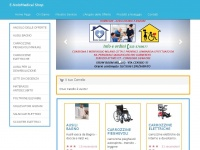 Nolomedicalshop.it - E-Nolo Medical Shop Homepage