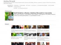 Andrea Riccardi | Andrea Riccardi è uno storico italiano fondatore della Comunità di Sant'Egidio. Attivista, accademico e autore di diversi libri sulla storia della Chiesa cattolica