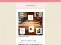LISTA DEI PROFUMI - www.pinomessana.it