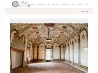 Villa Calchi | Location per matrimoni ed eventi