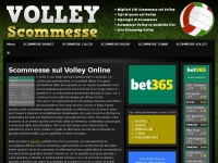 Scommesse Volley | I Migliori Bookmakers sul Volley