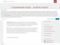 Camminando Scalzi – Archivio Storico – L'archivio articoli della blog-zine libera.