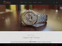 I signori del tempo: vendita e riparazione orologi da collezione