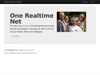 1realtime.net - Welcome - One Realtime Net