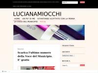 lucianamiocchi | la gOcCia ChE scAva lA RocCia       (qualsiasi riproduzione, anche parziale di testi e foto è vietata senza citare espressamente la fonte)