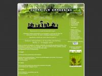 GUERRILLA GARDENING - Giardinaggio libero d'assalto