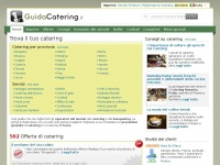 guidacatering.it catering aziendali feste eleganti