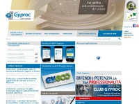 gyproc.it pareti controsoffitti
