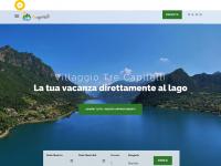 Home - Tre Capitelli | Lago d'Idro - vacanza su misura per la famiglia