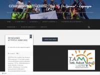 """CLUB ALPINO ITALIANO –  Sezione """"Giuseppe De Lorenzo"""" – Lagonegro (PZ)   Regione Basilicata – Anno di fondazione 1995"""