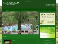 Alla Quercia B&B - Home