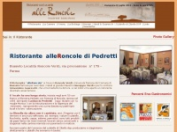 Trattoria Locanda Alle Roncole - Roncole Verdi - Busseto (Parma)
