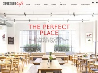 SuperstudioCafe | the perfect place