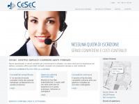 CeSeC Centro servizi commercianti