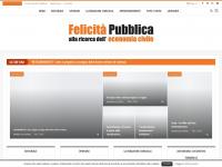 Felicitapubblica.it - Felicità Pubblica - Portale di economia civile e Terzo Settore.