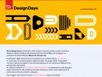 Brera Design Days » Un ciclo di incontri, mostre, workshop sul progetto e sull'innovazione