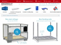 Kruizinga.it The largest online-shop for Transport and material Handling